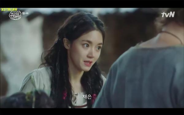 ▲▼銀殲看見。(圖/翻攝自tvN)