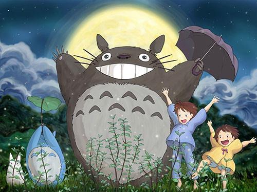 ▲▼宮崎駿:「龍貓是可怕的生物!」(圖/翻攝自日網)