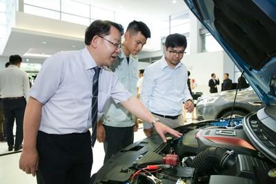 納智捷培育台灣未來汽車技職人才