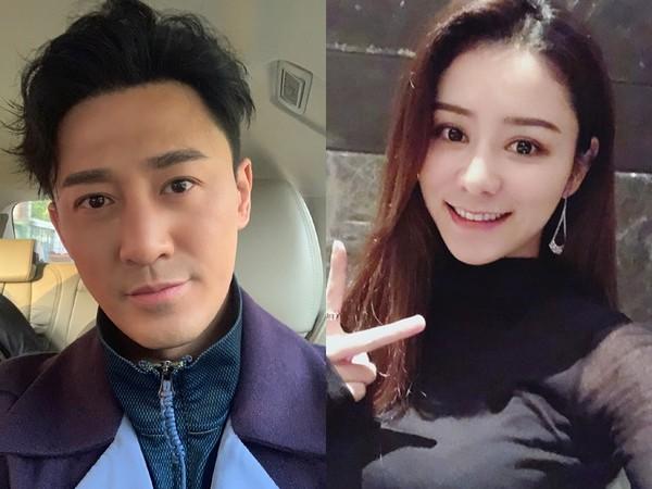 ▲▼林峰被爆求婚成功,12月和小10歲女友張馨月結婚。(圖/翻攝自微博/林峰、張馨月)