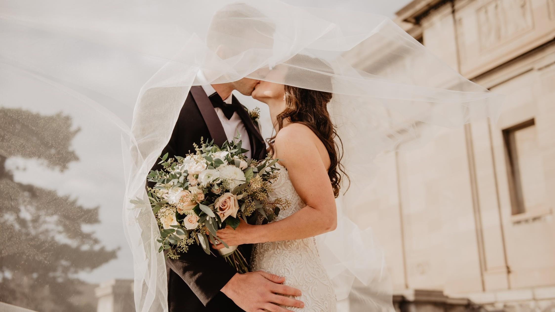 ▲▼結婚,婚姻。(圖/取自免費圖庫Pexels)
