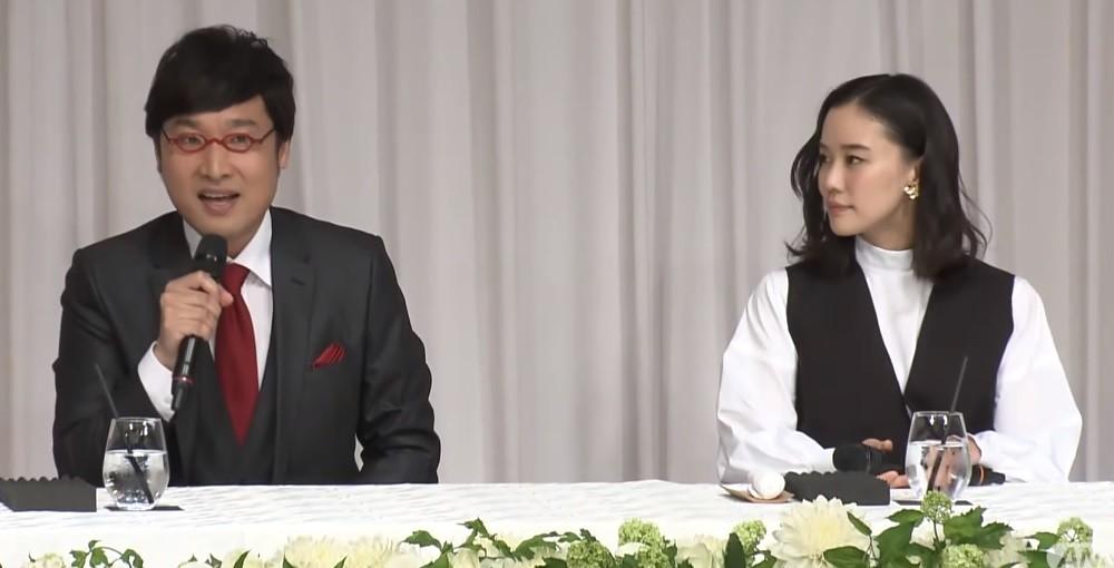 ▲▼蒼井優結婚。(圖/翻攝自YouTube/ANNnewsCH)
