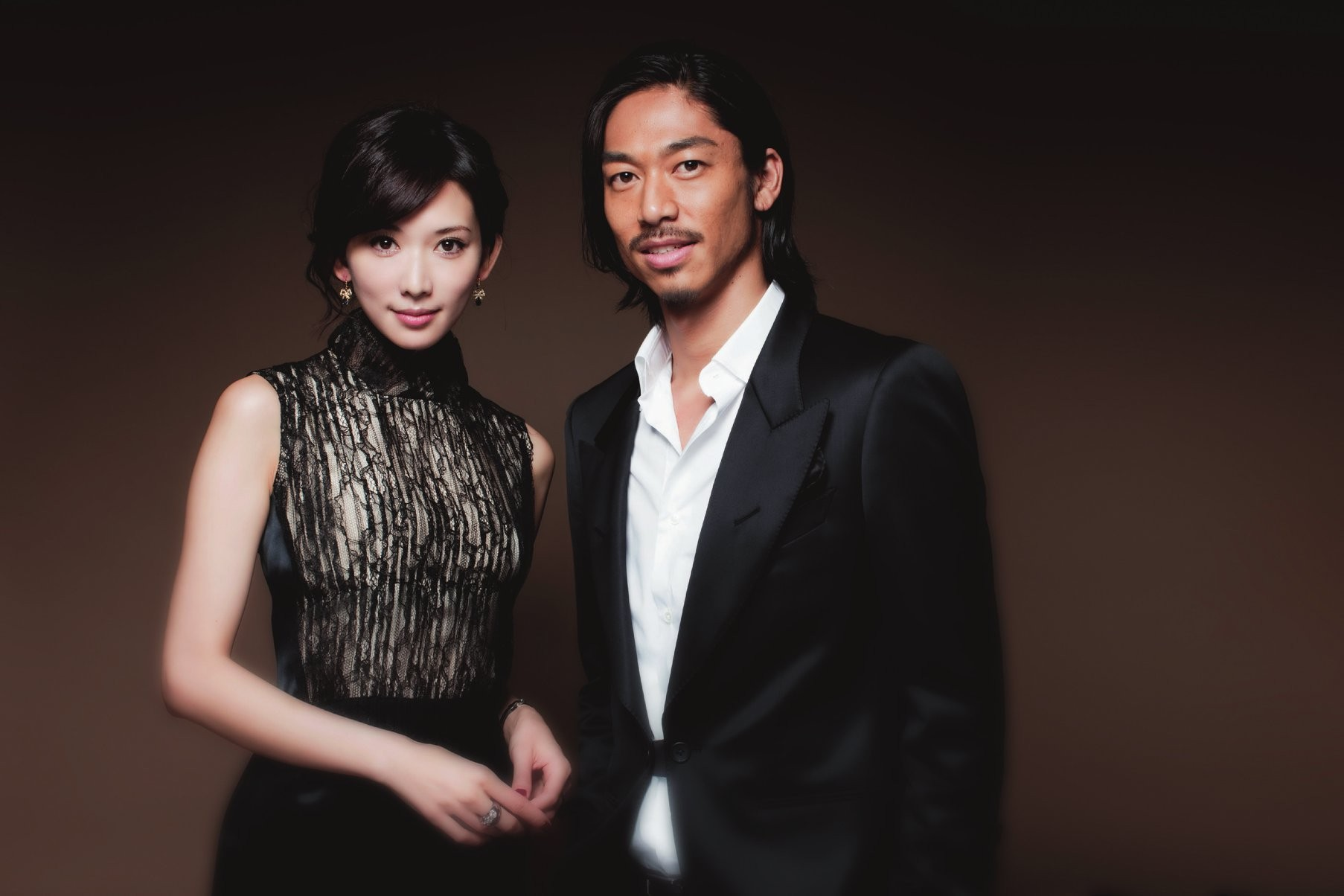 ▲▼林志玲結婚。(圖/翻攝自Facebook)