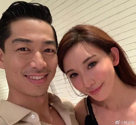 ▲▼林志玲結婚。(圖/翻攝自微博)