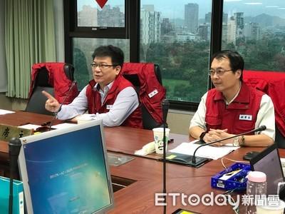 豪雨警戒全台五大縣市入列 經濟部成立災害緊急應變小組