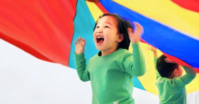 培養動身體的習慣!讓孩子更快樂