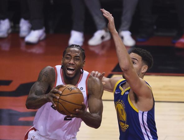 NBA冠軍戰/暴龍助教連5年總決賽碰勇士 向前同事詹皇討教?
