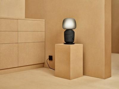 IKEA新款「隱形音響」藏在檯燈裡