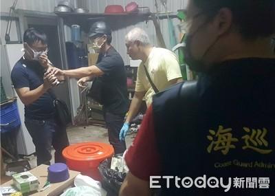 2製毒廠藏屏東偏鄉 海巡扣安毒近30公斤