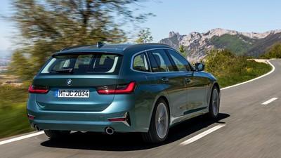 BMW 3系列旅行車亮相