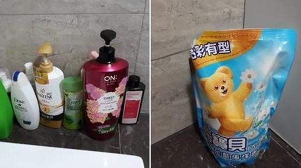 老公擠柔軟精洗澡疑惑問「香味好持久」 老婆笑翻:那是熊寶貝啦