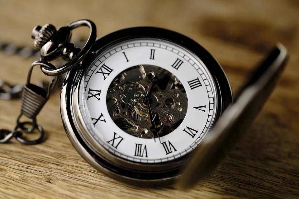 ▲▼懷錶,鐘錶。(圖/取自免費圖庫pixabay)