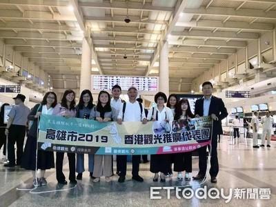 高雄觀光局參加香港旅展遭立委趙天麟質疑