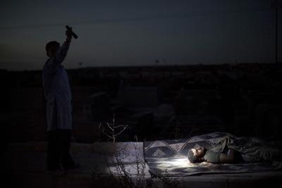 敘利亞凌晨「飛彈劃過郊區狂轟」 以色列囂張嗆聲