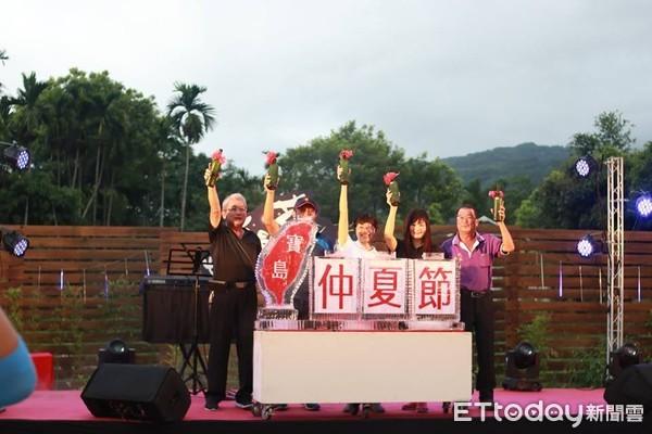 縱谷「白色主題派對」15日登場  身穿白衣及配件現場兌換好禮