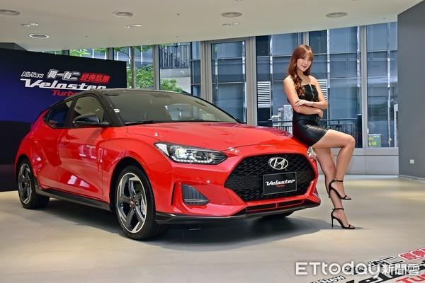 1+2車門是我的堅持 Hyundai Veloster 115.9萬元起開賣中