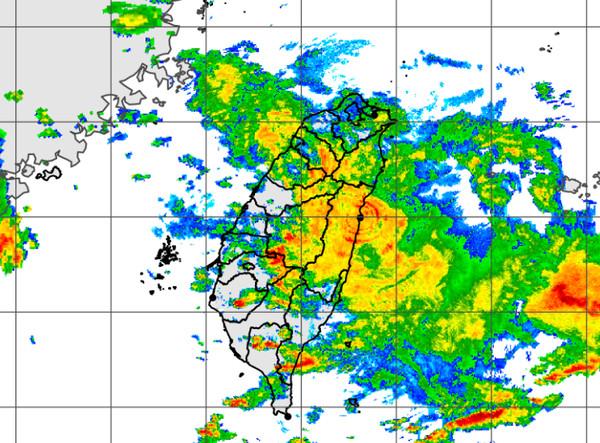 快訊/鋒面降雨趨緩!氣象局解除劇烈豪雨作業 「但周四晚還有一波」