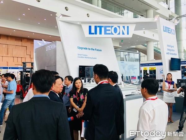 光寶科挺進越南自動化展 搶攤第二生產基地需求