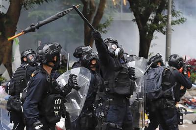 美國兩黨合推《香港人權及民主法案》