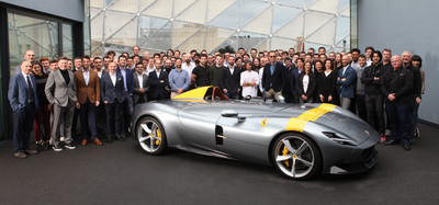Monza SP1榮獲紅點設計大獎