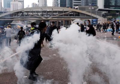香港反送中 正值北京最糟時刻
