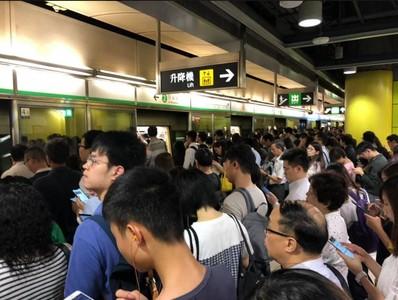 癱瘓地鐵!港網友發起「全民不合作運動」