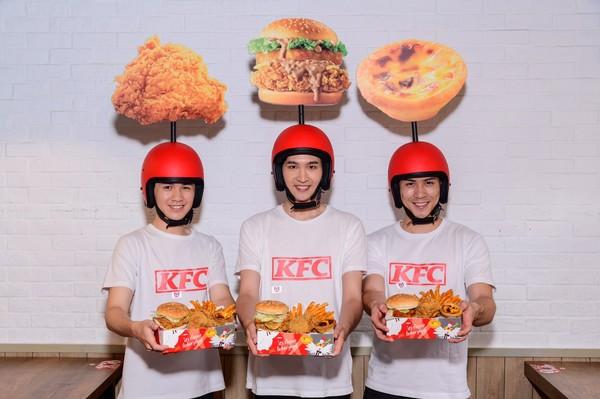 爽抽一年份免費吃!肯德基「重量級XL套餐」一次集結人氣3大天王
