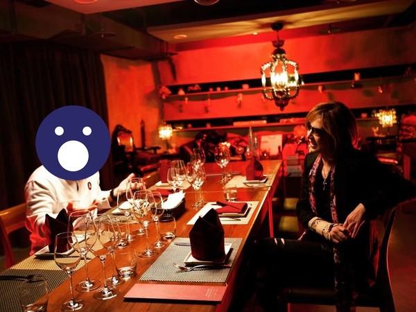 YOSHIKI沒跟蔡英文吃飯?台北密會香港巨星:吃了很多臭豆腐