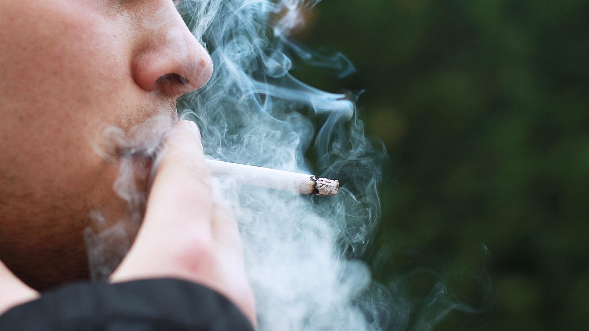 ▲抽菸,吸菸,肺癌,尼古丁。(圖/取自免費圖庫Pixabay)