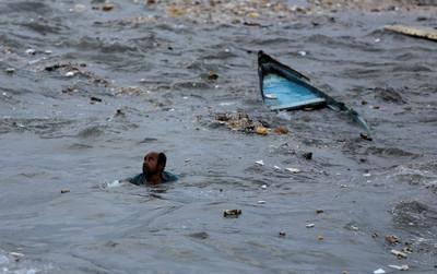 20年來最強風暴侵襲印度西北部