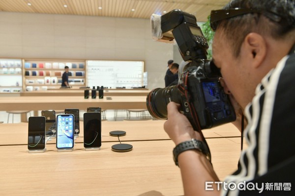 ▲▼ Apple信義A13媒體預覽會            。(圖/記者張一中攝)