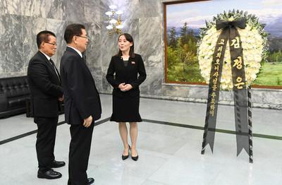 金正恩軟化?北韓官媒譴責韓美合作