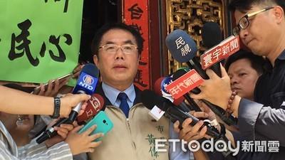 黃偉哲:希望選後「蔡賴會、蔡賴合」