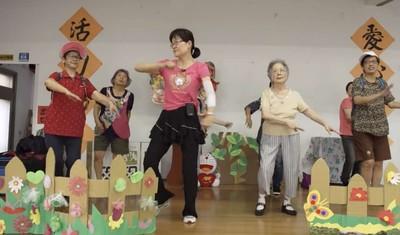 爺奶愛學習 竹市樂齡中心再奪三冠王
