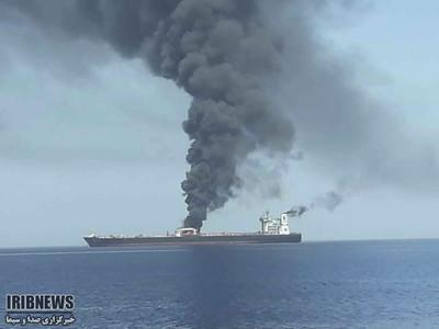 阿曼灣油輪遭襲 美國秒怪罪伊朗