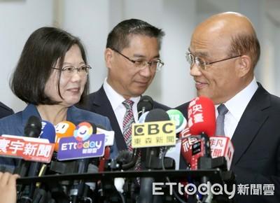 「蔡蘇配」是民進黨最強的總統競選組合嗎?
