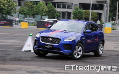 Jaguar極限駕馭體驗會試駕