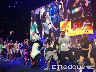 《舞力全開》E3嗨炸全場跳起來
