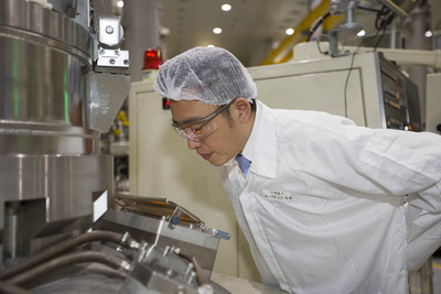 林智堅訪環球晶圓集團中德廠