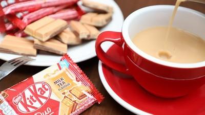 「奶茶風味巧克力」台灣就有賣!