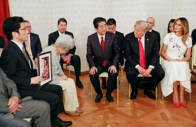 川普致函北韓綁架日人受害者家屬