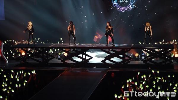 ▲MAMAMOO台北演唱會第一天。(圖/記者范綱儀攝)