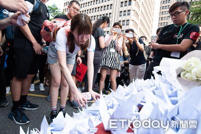 NHK主播:想不到台灣人這麼關注香港