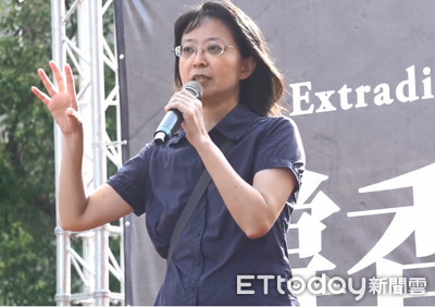 張娟芬挺香港:一定要守住台灣民主制度