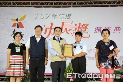 台南市長獎頒獎 黃偉哲致上祝福!