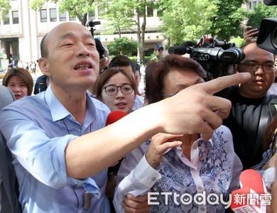 藍委怒斥蘇:行政院最高決策會議被拿來對付韓國瑜