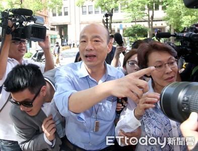 韓國瑜被鎖定「狂打」 洪秀柱:祖宗八代都會被挖出來打