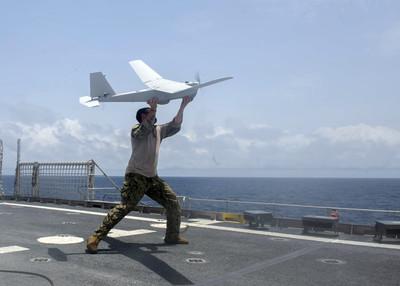 建軍規劃?陸軍採購旋翼型無人飛行載具