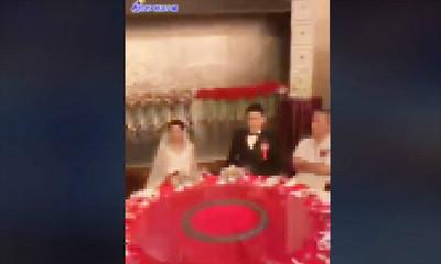 網瘋傳「姊夫睡了女友」鬧婚禮 賓客:八點檔