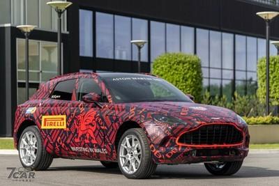 Aston Martin DBX休旅年底前亮相